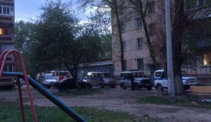 Житель ЧМЗ грозился убить себя и взорвать дом
