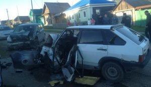 Пьяный подросток устроил аварию в Миассе