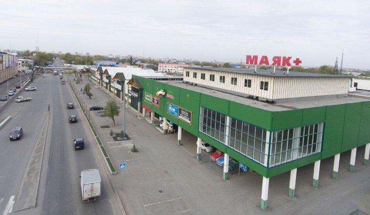В Челябинске нашли незаконно построенный торговый центр