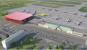 Главгосэкспертиза одобрила проект реконструкции Челябинского аэропорта