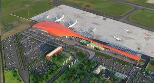 Компания с мировым именем построит челябинский аэровокзал