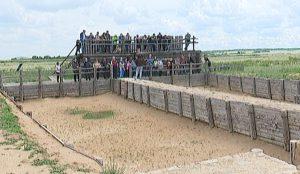 Фестиваль исторической реконструкции в Аркаиме