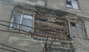 Тефтелева заставили заняться аварийным домом