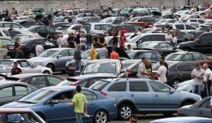 В России назвали самые популярные марки машин
