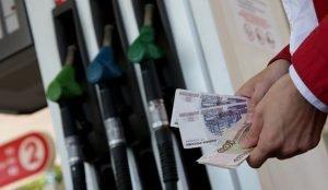 В России цены на бензин начали снижаться