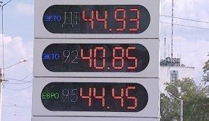 Цены на топливо последнее время совсем не радуют южноуральцев