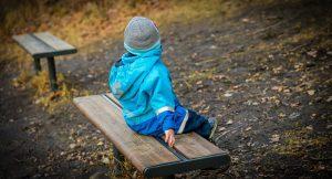 Мать бросила двухгодовалую девочку на вокзале в Молдавии