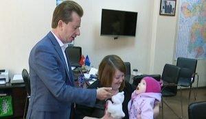 О проблемах этой семьи Владимир Бурматов узнал во время региональной депутатской недели