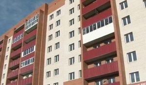 Жильцы многоэтажки на улице Дворцовой не могут заехать в собственные квартиры