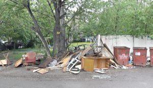 Челябинск постепенно превращается в мусорный полигон
