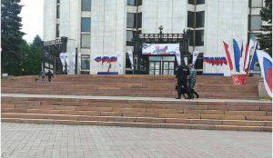 В Челябинске на улицах дежурят дополнительные полицейские патрули