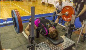 Жительницу Магнитогорска признали самой сильной женщиной в России