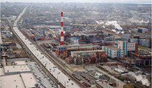 На цинковый завод в Челябинске пришли силовики