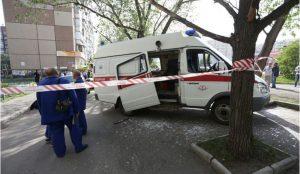 Полицейский ранил челябинца. напавшего на скорую помощь
