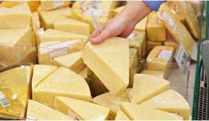 Челябинец крал сыр в копейских магазинах