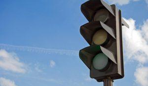 3 светофора отключили в Челябинске 13 июня