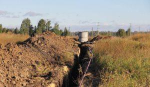 Главу Копейска заставят построить водовод в Вахрушево