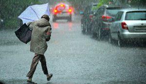 На Южном Урале очередное штормовое предупреждение