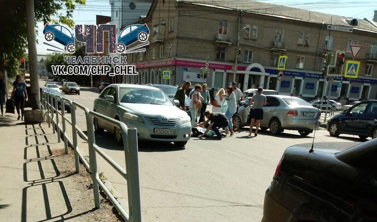 Виновница ДТП сбеременной вЧелябинске учинила еще одну трагедию