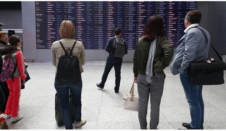 88% жителей России не хотят жить за границей