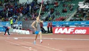 Челябинский прыгун с шестом Тимур Моргунов завоевал бронзовую медаль