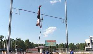 Спартакиада молодежи России по легкой атлетике