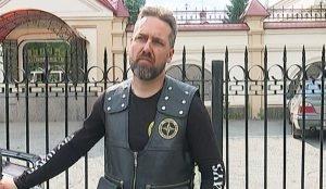 Путешествие священника на мотоцикле