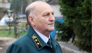 Виктор Блинов уходит с поста начальника ГУ лесами
