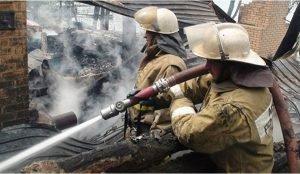 Двое детей погибли при пожаре в Челябинской области