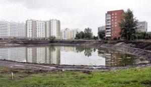 """В Челябинске ищут причину обмеления пруда """"Девичьи слезы"""""""