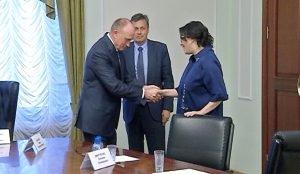 Филиал ВГТРК в регионе возглавила Евгения Дмитренко