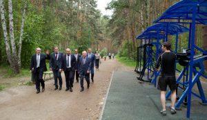 В Челябинске откроется экопарк