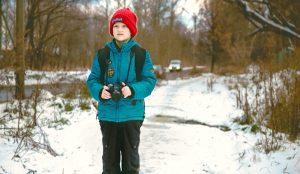 Первые фотографии Артемий Иванов сделал в 5 лет