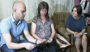 Многодетной семье помогают отстоять единственное жилье
