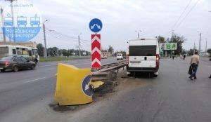 ДТП с маршруткой
