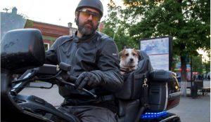 Челябинский священнник отправился в мотопробег по России