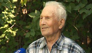 Секрет долголетия челябинского пенсионера