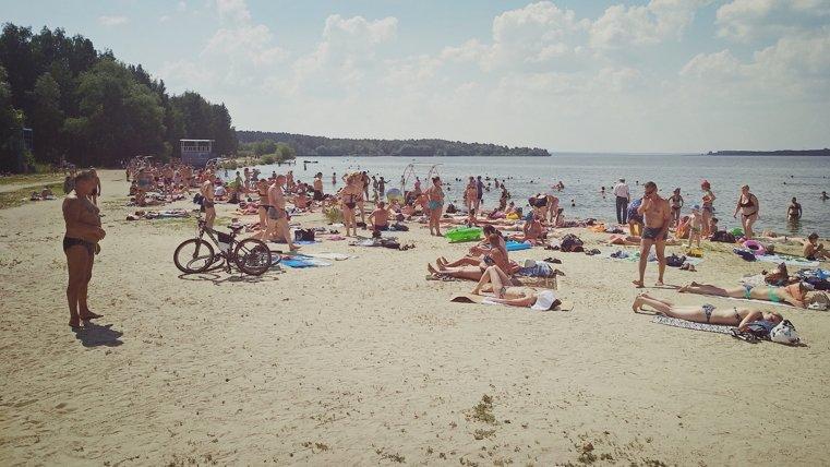 Городской пляж, Шершни