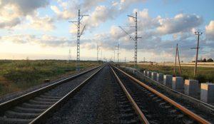 На Южнм Урале поезд задавил девушку