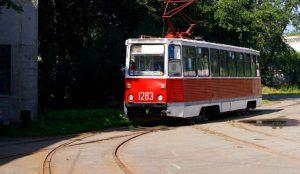 В Челябинске в выходные закроют движение трамваев