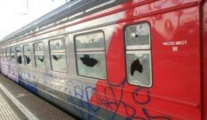 Участились случаи вандализма подростков на железной дороге