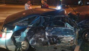В аварии ВАЗ а с Ниссаном пострадали двое