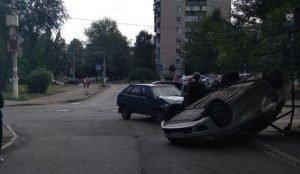 В Магнитогорском ДТП пострадал 6-летний мальчик