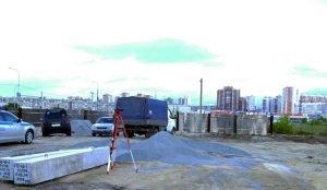 В Челябинске начали строительство МРЭО на северо-западе
