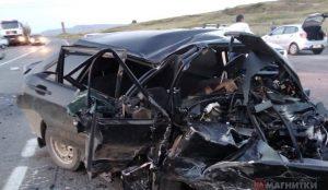 В ДТП под Магнитгорском погибли 3 человека
