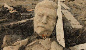 В Кусе предложили создать подводный музей Сталина