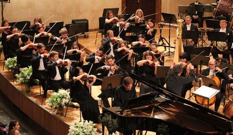 Симфонический оркестр Татарстана выступит в Челябинске