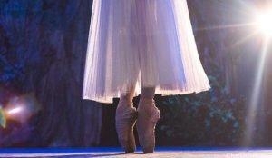 Челябинская балерина рассказала о съемках в кино