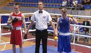 Чемпионат УрФО по боксу