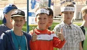 Этнографическая смена в Абзаково